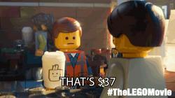 AWESOME LEGO MOVIE!!
