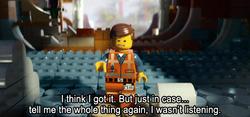 LEGO MOVIE GIF YET AGAIN!