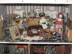 1890 house bedroom