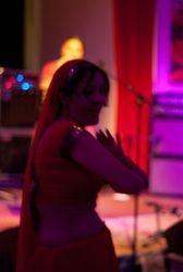 Rita nepalese danseres