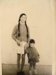 María Milán y Paqui García