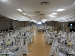 wedding ceiling canopies