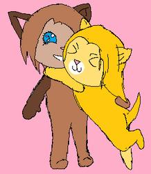 Sketchy Hug