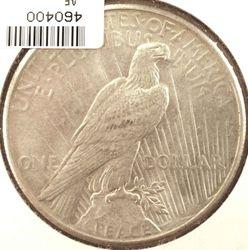 1926 Peace Dollar BU (Reverse)
