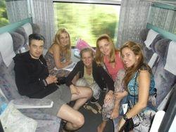 Companionsi u vozu