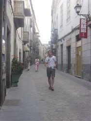 Ulice Las Palmasa