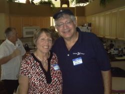 Barbara & Larry from Boynton Beach