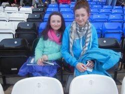 At Millwall game