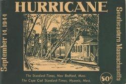 1944 Hurricane Southeastern MA Cover