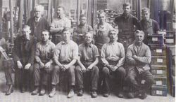 Atlas Tack workers circa 1915