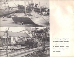 Aerovox 1954 Hurricane Carol Photo Album Page 9
