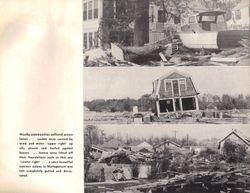 Aerovox 1954 Hurricane Carol Photo Album Page 10