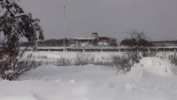 Snowy Bella Vista Island