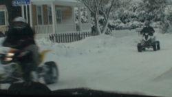 ATV User Friendly Road!