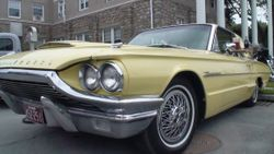 1964 Gas Crunch Limited Production of This T-Bird