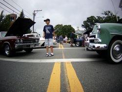 Vintage Traffic Jam