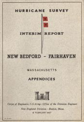 1957 Hurricane Barrier Report