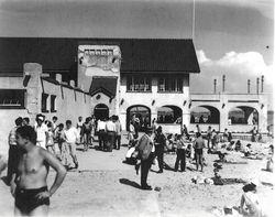 Fort Phoenix Bath House c1950