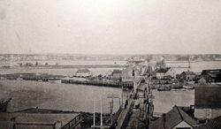 New Bedford Bridge c1897