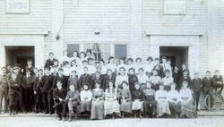 Fairhaven Graduation Class of 1902