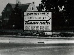 Fairhaven Estates West Island c1951