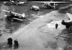 Fairhaven Airport c1930