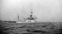 A Naval Presence c1901