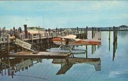 """Stormin' Norman's seaplane c1973"