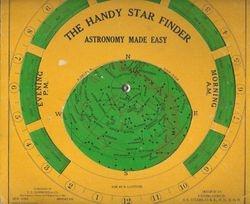 The Handy Star Finder Volvelle Chart