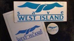 Save West Island Memorabilia