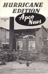 1954 Hurricane Acushnet Process Co