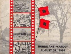 1954 Hurricane Carol Aervox
