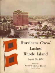 Hurricane Carol Lashes Rhode Island
