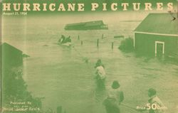 1954 Hurricane Fall River Herald News