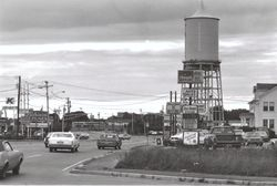 The Fairhaven Water Tank