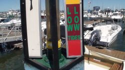 Low Tide Marks the Spot