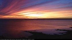 A Fall Sunset Spectacular!