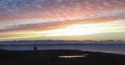 Sunrise January 21, 2014