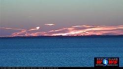 Sunset January 22, 2014