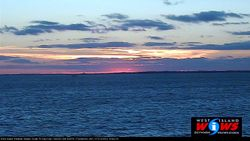 Sunset January 12, 2014