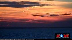Twilight at Dusk  518PM, January 31, 2014
