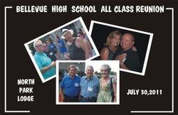 BHS All Class Reunion CD