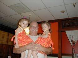 Darrell and his Grandchildren