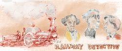 My goot friend in London- za Railway detective