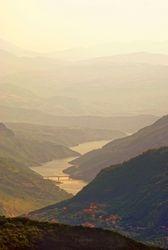 Macedonian Mountain Landscape