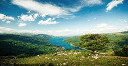 Lake Mavrovo - Macedonia