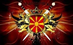 Macedonian Art / Makedonsko Patriotsko Likovno Delo