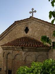 Monastery - Ohrid, Macedonia