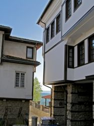 Ohrid Old Town - Macedonian Architecture