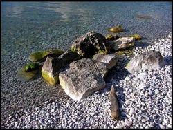St Jovan Kaneo Beach - Ohrid